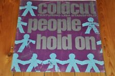 "Coldcut feat. Lisa Stansfield - People hold on - 12"" Maxi Vinyl Schallplatte LP"