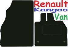 Renault Kangoo Van Tailored Deluxe Quality Car Mats 2008-2014
