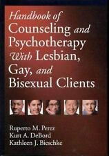Handbook of Counseling and Psychotherapy With Lesbian, Gay, and Bisexual Clients