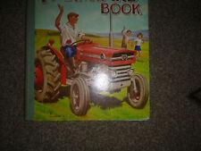 massey ferguson 135 tractor childrens book 1960s