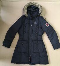 Rocawear Classic Women's Medium Artic Blast Winter Coat Long M Black