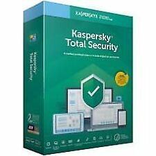 Kaspersky Total Security 1 Device PC User 1YR 2020 Global Worldwide
