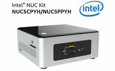 Intel NUC Kit NUC5CPYH-Cel n3050 Mini PC- with Wifi , Bluetooth, HDMI & VGA Port