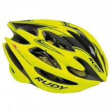 Rudy Project Sterling Helmet Road Cycling Bike Yellow Fluo/Black Matte L 58-61cm