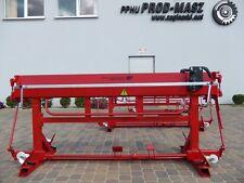 Abkantbank Kantbank Biegemaschine RED PLUS 2200/0.8 inkl. Rollenschere NEU TOP
