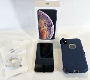 Apple iPhone XS Max - 256GB - Gold (Unlocked) A1921 (CDMA + GSM), No Reserve
