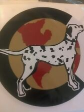 "Coachmen early classic trailer camper logo Dalmatian C Vintage 7"" one"