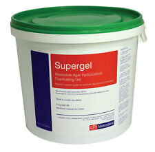 Dental Laboratory Supergel (Duplicating Gel) by Metrodent