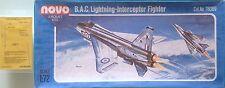 BAC Lightning F.Mk.6/53  NOVO 78089 1:72+Pitot Tube Long Hobbydecal 72008M1 1:72