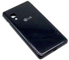 Original LG Optimus L5 II E460 Akkudeckel Backcover Deckel Gehäuse Schwarz Black