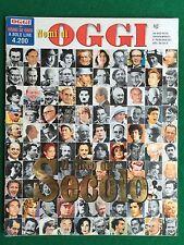 I NOMI DI OGGI , IL LIBRO DEL SECOLO 1999 (ITA) 600 foto personaggi del secolo