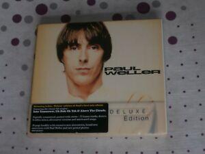 Paul Weller - Paul Weller - self titled solo album - 2CD deluxe