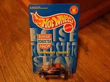 1998 HOT WHEELS--BOISE ROADSTER SHOW--MIDNIGHT CRUZER CAR (NEW) LIMITED EDITION