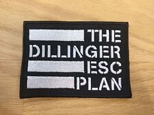"Dillinger Escape Plan 2""x3.5"" Patch"