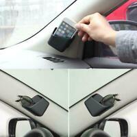 Universal Car Auto Accessories Glasses Organizer Storage Holder Box Black-H K4Z4