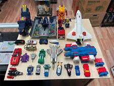 G1 Transformers & GoBots Lot (Bandai, Optimus, Lynx)