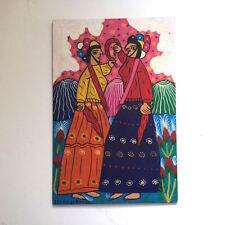 Folk Art Retablo by Lorenzo Family #71 Danzantes