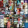 Huge Art Supply Lot! Cards, Cutouts, Stamps, Stickers, Icons... Scissor Magic 17