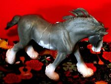 #88620 Corral Pals Sabino Roan Clydesdale Stallion Breyer Horses by Collecta NWT