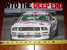 2008 MUSTANG FR500S FACTORY RACE CAR  - ORIGINAL ARTICLE