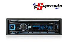 ALPINE CDE-196DAB AUTORADIO 4x50 W CD USB AUX DAB BLUETOOTH MULTICOLORE CDE 196