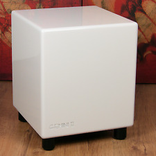 "BK Gemini II Subwoofer in Gloss White (Grade ""B"")"