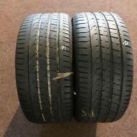 2x Pirelli P Zero 275/40 R20 106Y DOT 0314 6 mm Sommerreifen