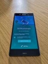 SonyXperia Z3, schwarz, 16GB, Smartphone Android