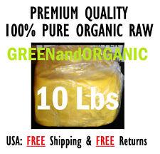10 lbs African Shea Butter 100%Pure Raw Organic Unrefined Virgin Premium Quality
