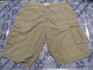 Size 36 Vintage extra large Steven & Barry's Cargo Shorts