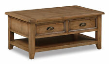 Less than 60cm Height Rectangle Antique Style Coffee Tables