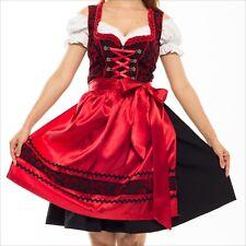 0522.. Dirndl Trachten Dress 3tlg. Oktoberfest Size 34 to 48!!! Original Lifos!!...