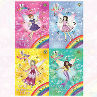 Daisy Meadows Rainbow Magic The Fairytale Fairies Collection 4 Books Set, NEW PB