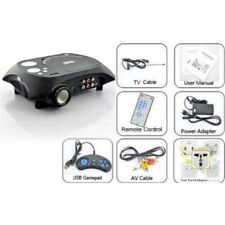 The lastest   Multimedia Projector with DVD Movie Player 320x240  60Lumens500:1