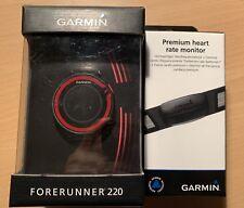 garmin forerunner 220 Monitor F Cardiaca