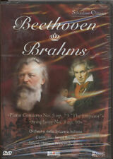 = DVD- BEETHOVEN / BRAHMS   //sealed (Silverline Classics)