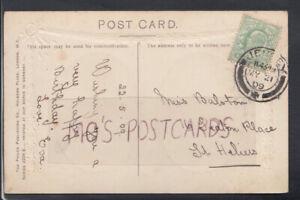 Genealogy Postcard - Balston - 16 Seaton Place, St Helier, Jersey RF4616