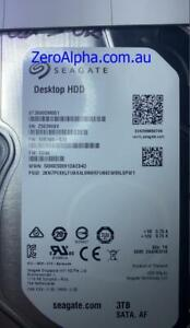 ST3000DM001 , 1ER166-570, CC46, Z503 Seagate Data Recovery Donor Hard Drive