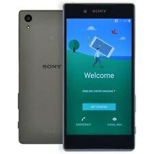 "Sony Xperia Z5 E6653 O2 Locked 4G 32GB 23MP 5.2"" Android Smartphone - Black"