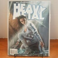 Heavy Metal Magazine Adult Fantasy Comic March 2011 Issue Bagged & Boarded