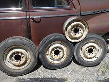 60 61 62 63 64 65 66 Chevy GMC truck pickup 3/4 ton 8 lug wheel rims 17.5 Napco