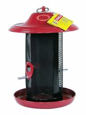 Stokes Select 38199 Red Rock Twin Chamber Bird Feeder, Red