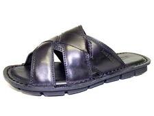 Sandali e scarpe nere Josef Seibel per il mare da uomo