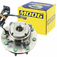 Moog Chassis Parts Wheel Hub and Bearing Assembly Front For  Ford F250 F350