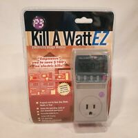 Kill A Watt EZ P3 Appliances Electricity Power Energy Usage Monitor LCD Display
