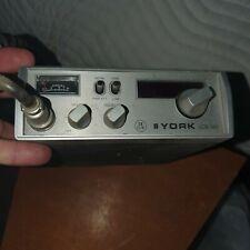 York Jcb 861 Cb Radio