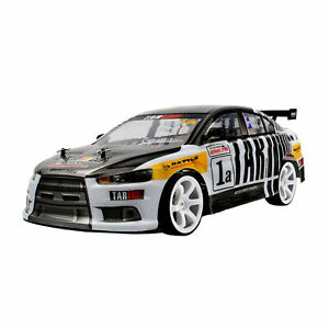 DRIFT RACING HIGH SPEED 1:10 SCALE RC CAR 2.4G 4WD  RC CAR 2 MODES BRAND NEW