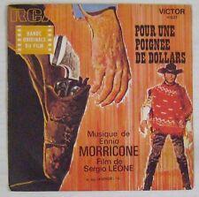 Ennio Morricone 45 tours Pour une poignée de dollars Sergio Leone