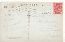 Family History Postcard - Taylor - Eastbourne - Sussex - Ref 1506A