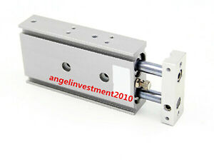 NEW Pneumatic CXSM32-75 Dual Rod Cylinder Double Acting SMC Type